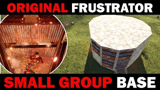 Download Tough Small Group Base | Double-Stacked, Unlootable, Trapped Loot Rooms | Rust Building 3.2 Video