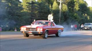 Download BURNOUTS- 2016-Northern Cruisers Car Club- BURNOUT-Leaving Car Show Video