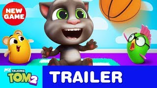 Download My Talking Tom 2 is here! NEW GAME Official Trailer Video