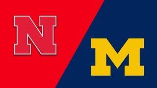 Download Week 4 2018 #19 Michigan vs Nebraska Highlights Video