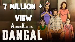 Download Dangal Movie Spoof | Aamir Khan | Shudh Desi Endings Video