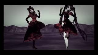 Download MMD The Zombie Song - Rin & Miku Video
