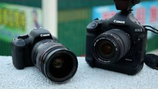 Download Pro DSLR + Cheapo Lens vs ″Cheapo″ DSLR + Pro Lens Video
