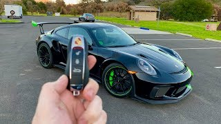 Download What It's Like To Drive A '19 Porsche GT3RS! (POV) Video