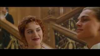 Download Titanic: Jack comes to first class. Video