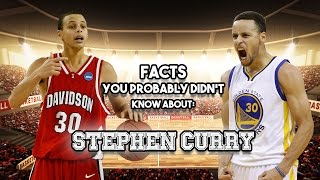 Download Stephen Curry: 20 Facts You Probably Didn't Know Video