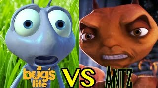 Download The Truth About: A Bugs Life & ANTZ Video