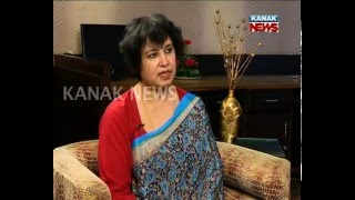 Download Exclusive Interview With Author Taslima Nasrin Par 1 Video