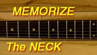 Download How to Memorize Your Guitar Fret-board Video