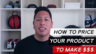 Download How To Price Your Product   Pricing Strategies For eCommerce and Retail Sales Video
