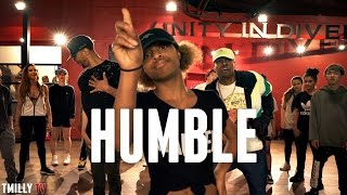 Download Kendrick Lamar - HUMBLE. Choreography by Phil Wright - #TMillyProductions Video