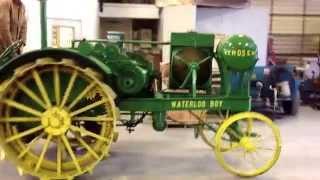 Download Starting the Waterloo Boy 1/15/15 Video