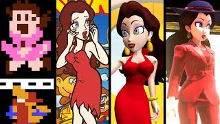 Download Super Mario Evolution of PAULINE 1981-2017 (Odyssey to Arcade) Video