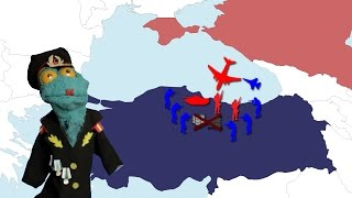 Download Russia vs Turkey: The Land war (2016) Video