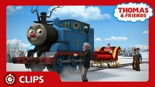 Download Thomas Saves Santa's Sleigh! | Steam Team Holidays | Thomas & Friends Video