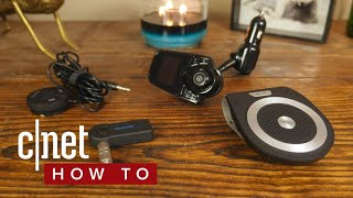 Download 3 Ways to Add Bluetooth to any car Video