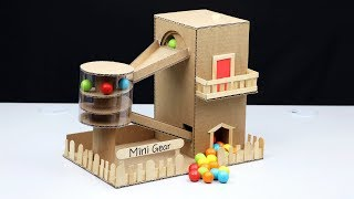 Download How to Make Gumball House Vending Machine Without DC Motor Video