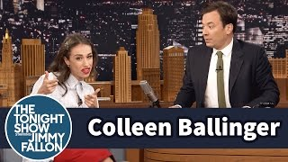 Download Colleen Ballinger Transforms into Miranda Sings to Interview Jimmy Video