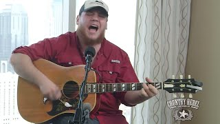 Download Luke Combs 'Can I Get An Outlaw' // Country Rebel Skyline Sessions Video