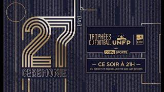 Download Suivez la 27ème Cérémonie des Trophées UNFP du Football en direct Video
