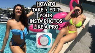 Download HOW TO TAKE + EDIT YOUR INSTA PHOTOS LIKE A PRO! | Anna Paul Video