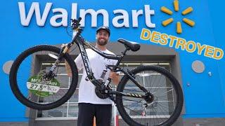 Download $148 Walmart MTB VS Downhill Mountain Video