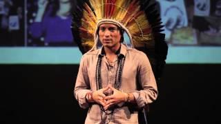 Download Land and life | Nixiwaka Yawanawá | TEDxBedford Video