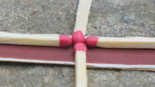 Download 3 life hacks with matches Video