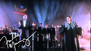 Download Freddie Mercury & Montserrat Caballé - Barcelona (Live at La Nit, 1988) Video