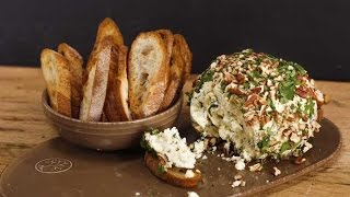Download Garlic and Herb Cheese Ball Video