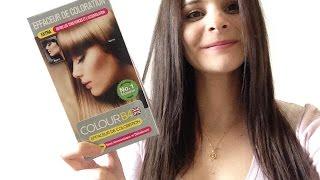 Download ♡ Enlever une coloration Noir ou Ratée avec Color B4 !! ♡ (Pauline) Video
