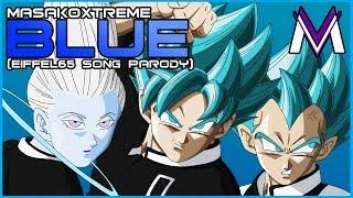 Download ″I'M BLUE″ - A Super Saiyan Blue Song Parody | MasakoX Video
