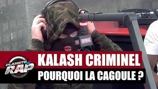 Download Pourquoi Kalash Criminel porte une cagoule ? #PlanèteRap Video