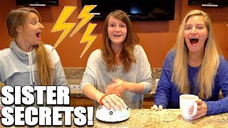 Download Electric Lie Detector Test With My Sisters! ⚡️ Video