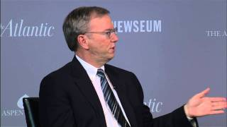 Download Eric Schmidt on Google vs. Facebook Video