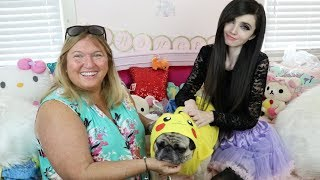 Download MY DOG TRIES ON HALLOWEEN COSTUMES Video