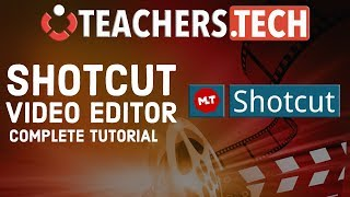Download Shotcut Video Editor 2018 Tutorial - Designed for Beginners Video