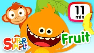 Download The Super Simple Show - Apples & Bananas! | Kids Songs & Cartoons Video