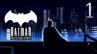 Download Cry Plays: Batman - The Telltale Series [Ep1] [P1] Video