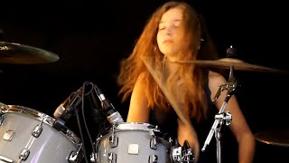 Download Bohemian Rhapsody (Queen); drum cover by Sina Video