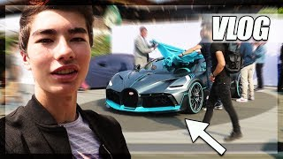 Download I See The NEWLY Unveiled BUGATTI DIVO! (Car Week Vlog 3) Video