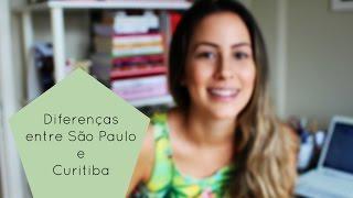 Download Diferenças entre Curitiba e São Paulo Video