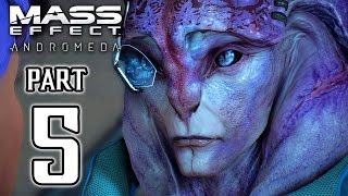 Download MASS EFFECT ANDROMEDA Walkthrough PART 5 No Commentary Gameplay @ 1080p HD ✔ Video