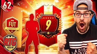 Download OMG MY 9TH IN THE WORLD REWARDS *HUGE PROFIT* - FIFA 19 Ultimate Team RTG #62 Video