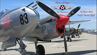 Download Planes of Fame 2018 ″Pacific Theater flight″ Video