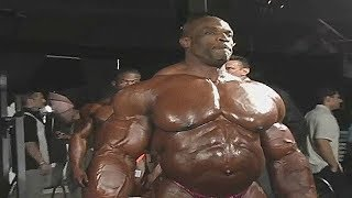 Download Ronnie Coleman pumping up before Mr. Olympia - Biggest Bodybuilder Ever- RARE VIDEO Video