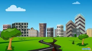 Download What is an Earthquake? Facts & Information - Geography for Kids | Mocomi Video