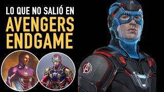 Download Lo que no salió en Avengers Endgame Video