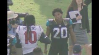 Download Jalen Ramsey Mic'd Up vs DeAndre Hopkins Video