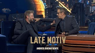 "Download LATE MOTIV - Raúl Cimas. ""Mamadón-feet"" | #LateMotiv466 Video"